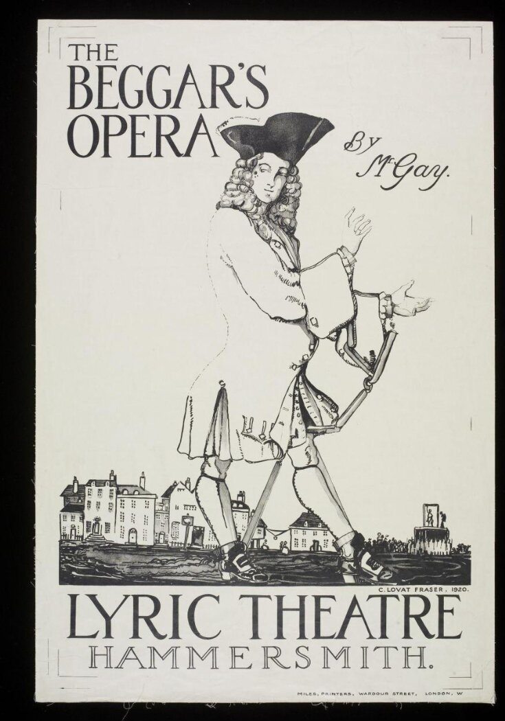The Beggar's Opera by Mr Gay top image