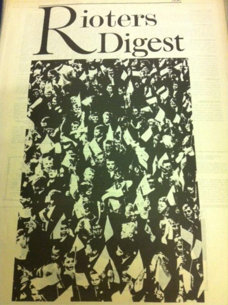 Rioter's Digest top image