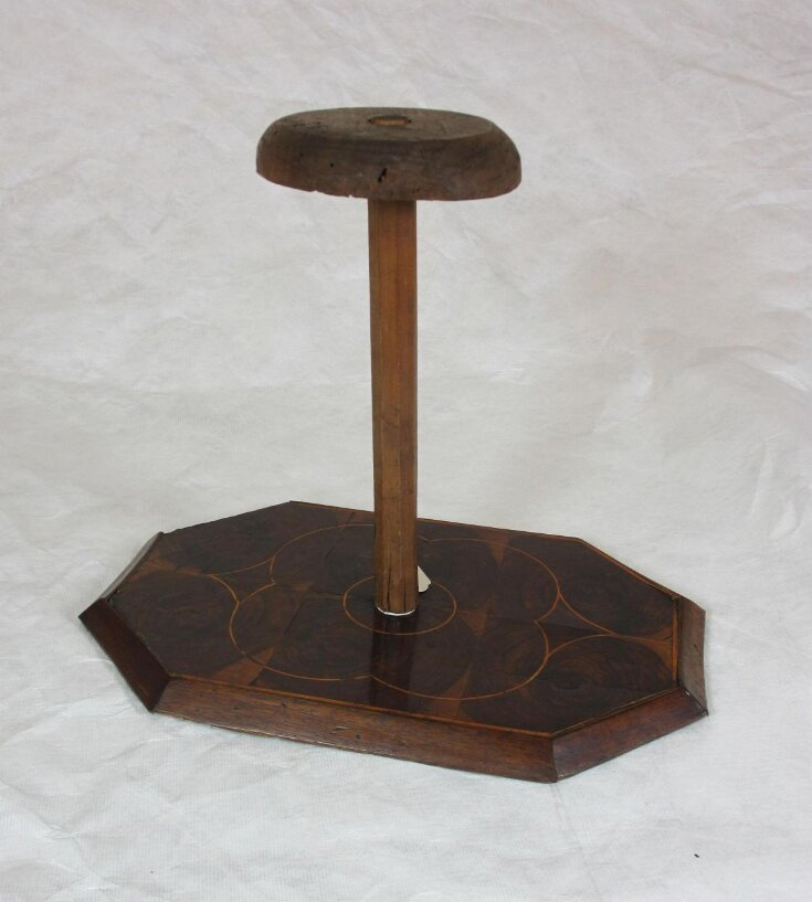 Pair of Wig Stands top image