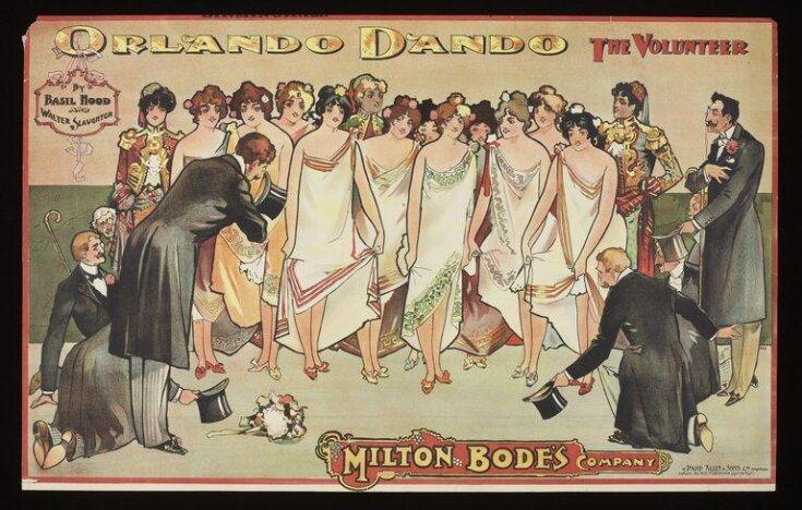 Orlando Dando, the Volunteer top image