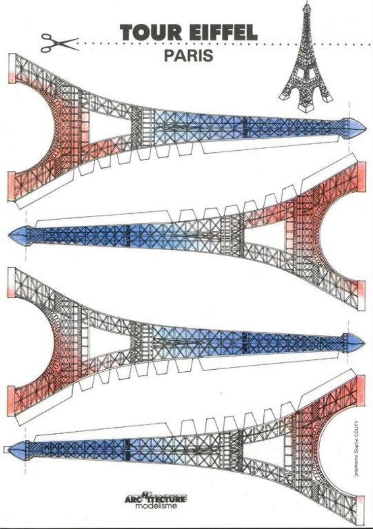 Tour Eiffel top image