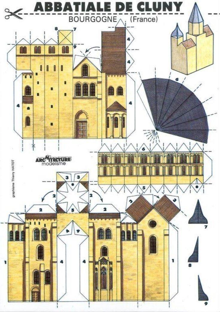 Abbatiale de Cluny top image