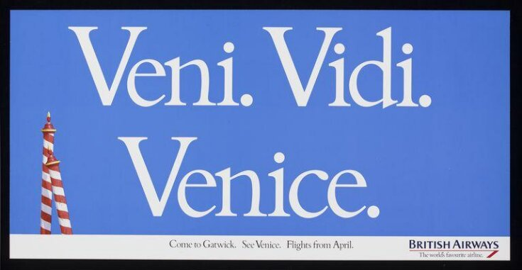 Veni. Vidi. Venice. top image