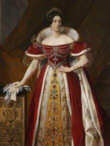 Portrait of Frances  Anne Vane, Marchioness of Londonderry thumbnail 1