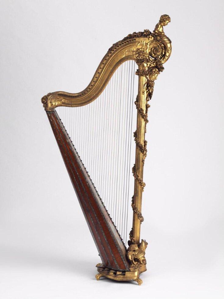Pedal Harp top image