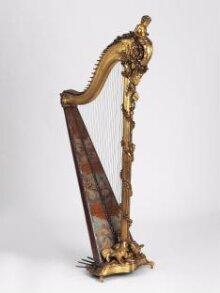 Pedal Harp thumbnail 1