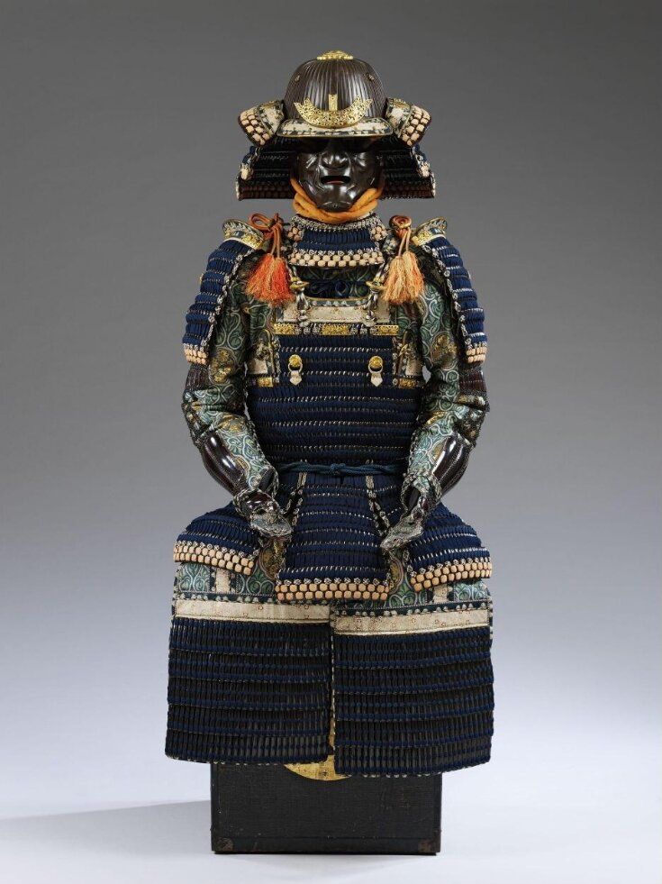 Suit of Armour in Haramaki Style top image
