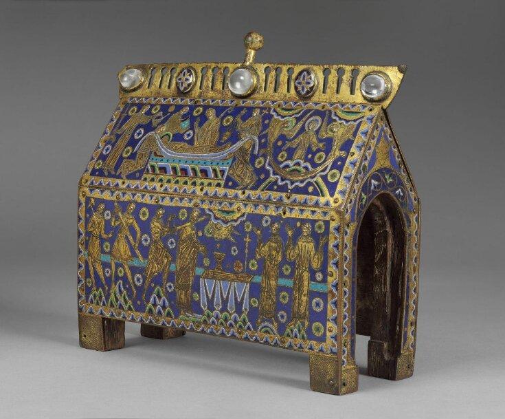 The Becket Casket top image