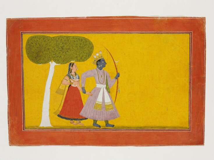 Rama and Sita top image