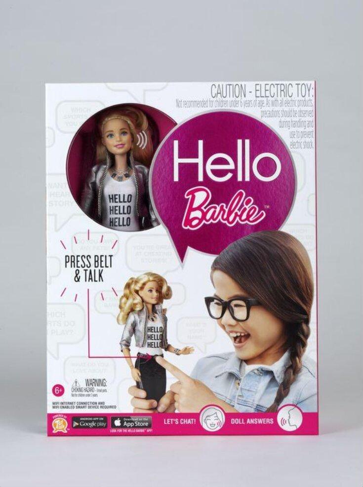 Hello Barbie top image