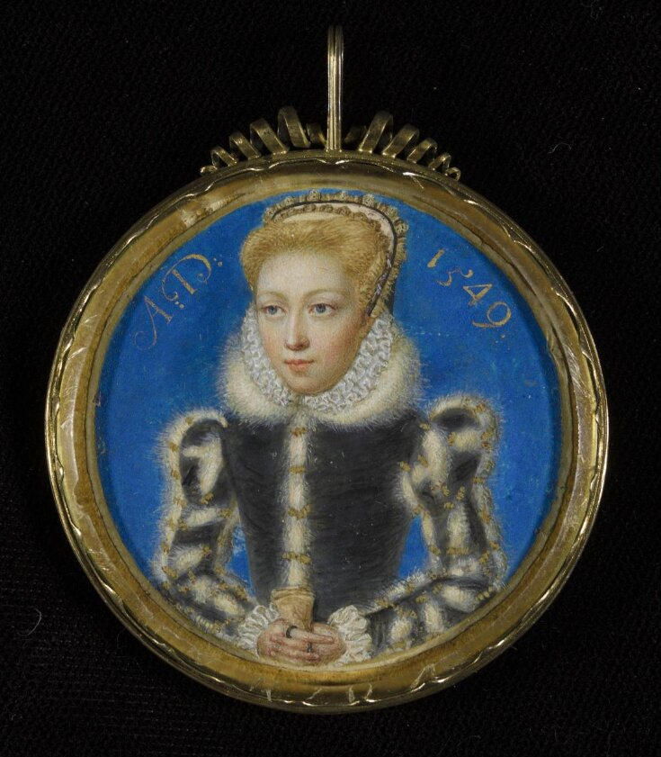 A Girl, formerly thought to be Queen Elizabeth I as Princess top image