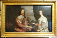 Charles I of England and Queen Henrietta Maria thumbnail 1