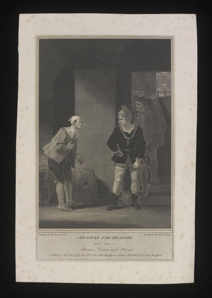 Abhorson, Clown and Provost top image