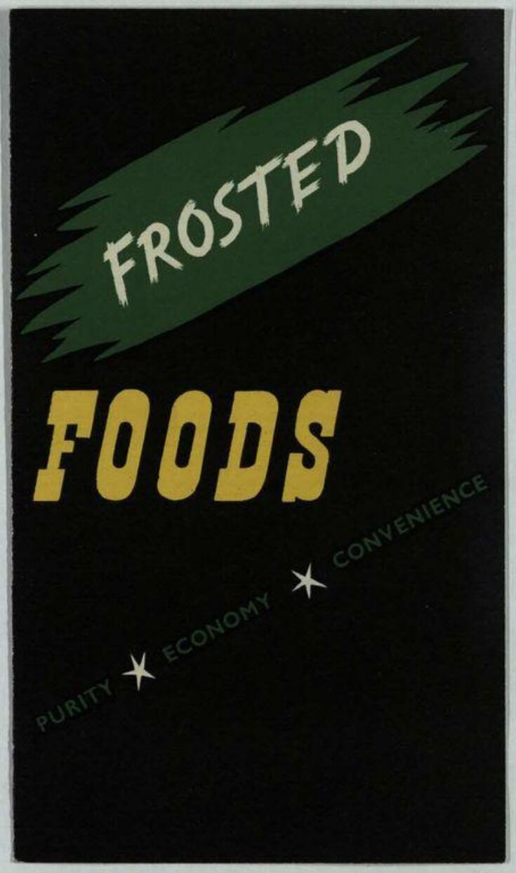 Frosted Foods Purity Economy Convenience top image