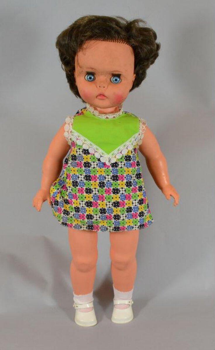 Anatomical Teaching Aid Doll top image