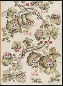 Design for a Woven Silk thumbnail 1