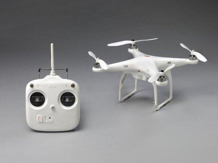 Phantom Drone top image