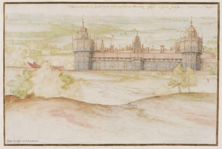 Nonsuch Palace from the South top image