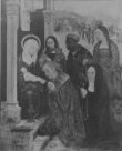 The Adoration of the Magi with St Margaret and a Nun thumbnail 2