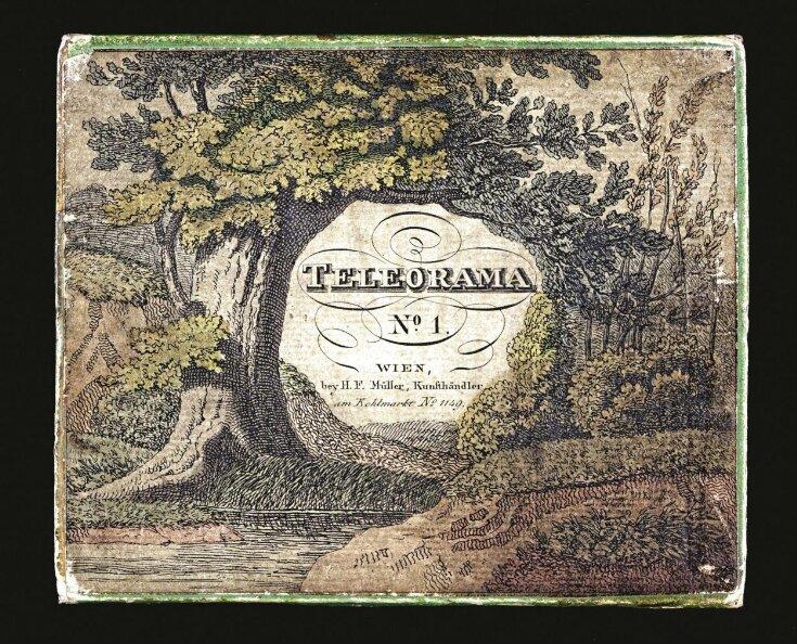 Teleorama No. 1 top image