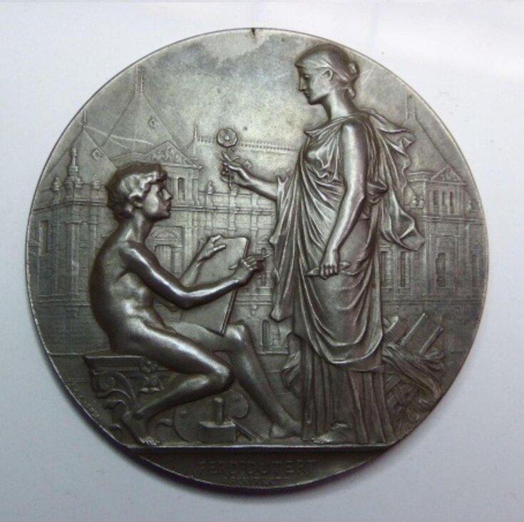 Medal top image