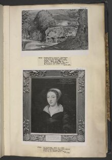 Joan Champernoune [Champernon], daughter of Sir Philip Champernoune [Champernon] of Modbury, Devon, and wife of Sir Anthony Denny (d.1549)   thumbnail 1