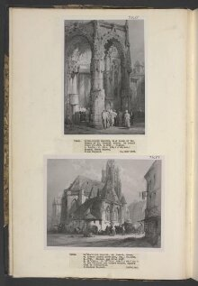 West Porch of the Church of St. Vincent, Rouen thumbnail 1