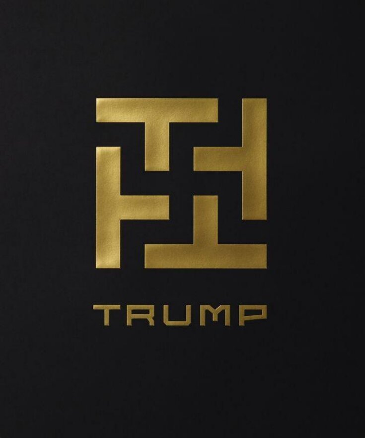 Trump 24K Gold-Plated top image