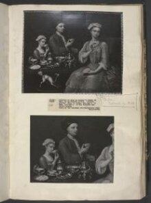 A Family of Three at Tea thumbnail 1