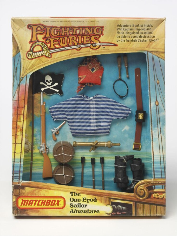 The One-Eyed Sailor Adventure top image