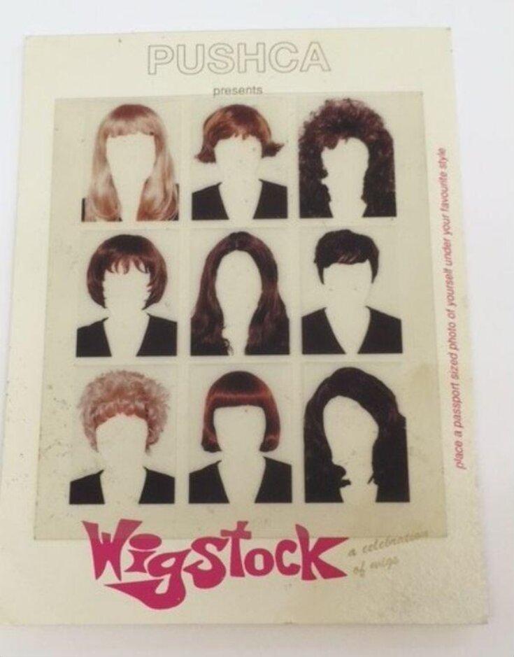 Wigstock Pushca party top image