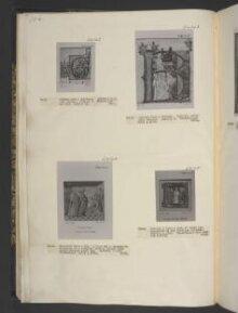 Historiated initial from a Cistercian Gradual thumbnail 1