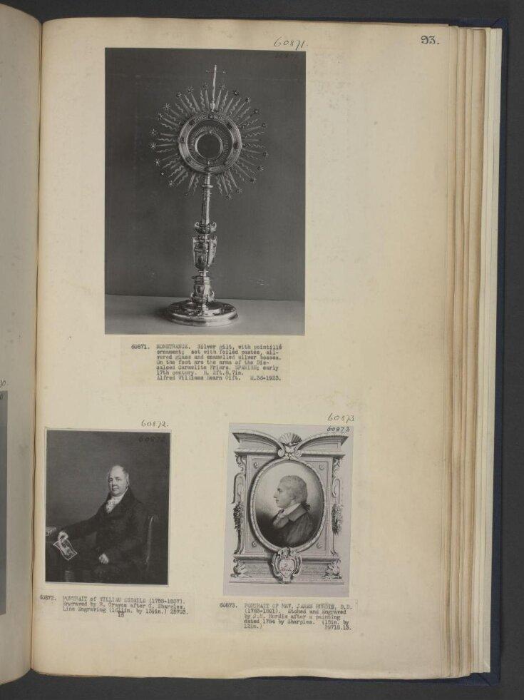William Esdaile top image