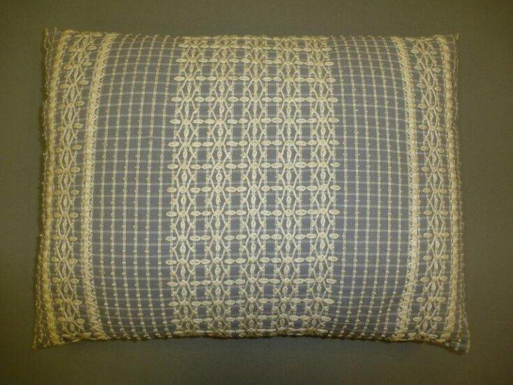 Cushion top image