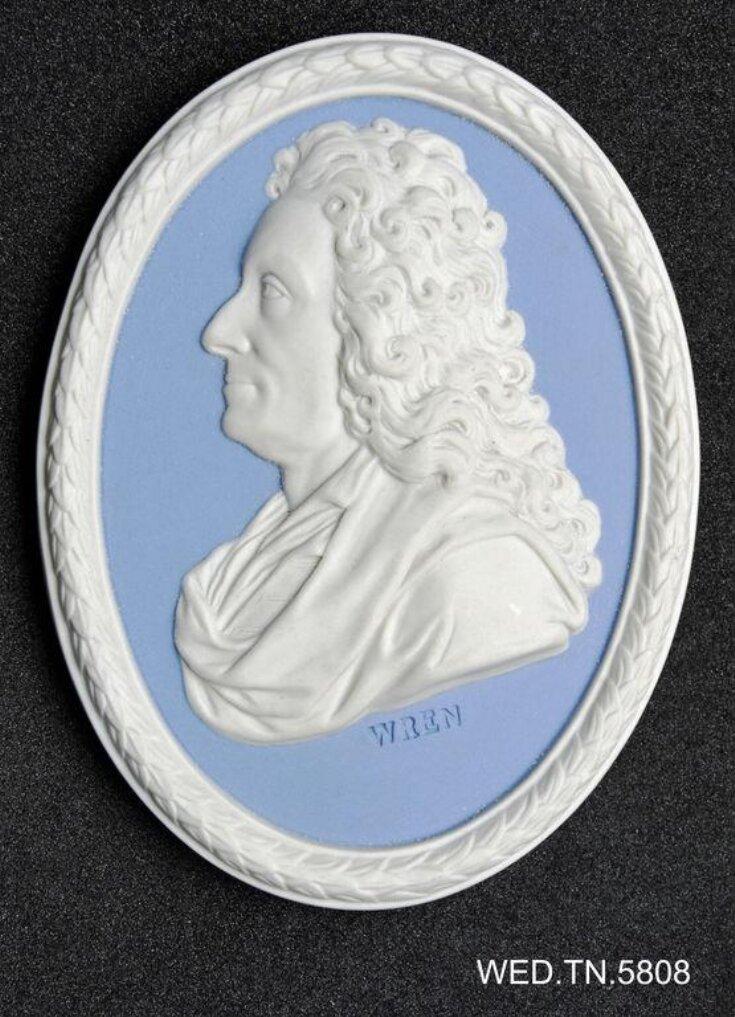 Portrait Medallion top image