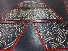 The 'Kelmscott Chaucer', bound by designer bookbinder Dominic Riley thumbnail 1