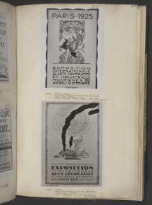 Paris, 1925 : Exposition Internationale des Arts Décoratifs thumbnail 1