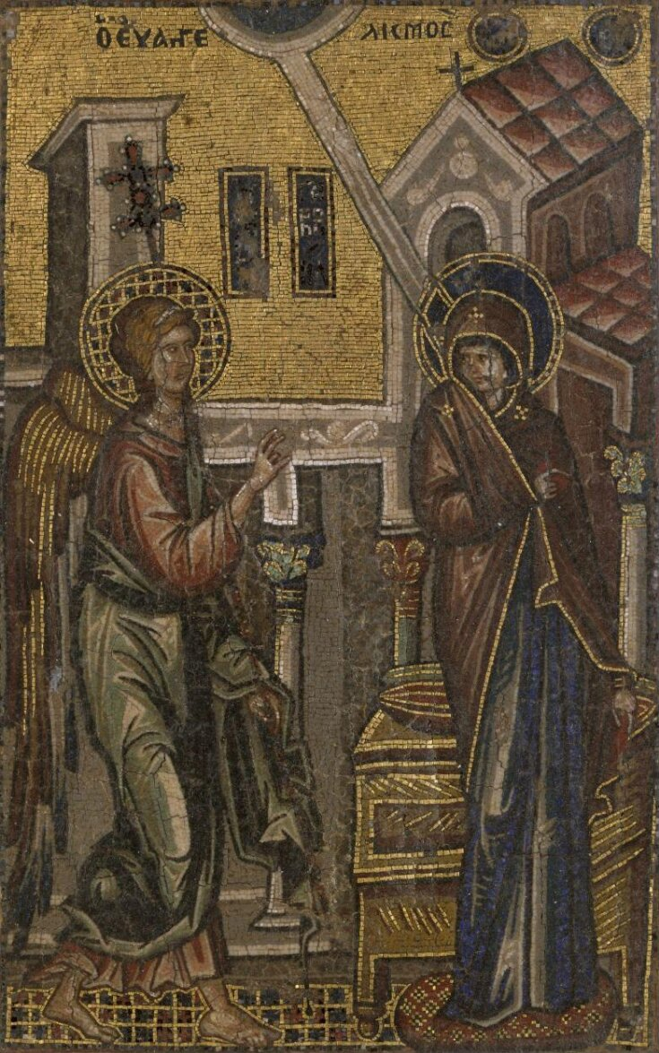 The Annunciation top image