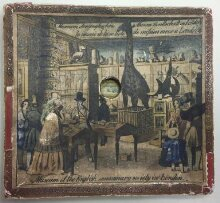 Museum of the English missionary society in London thumbnail 1