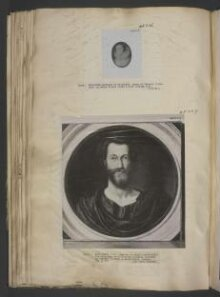 Portrait of John Donne (1573-1631) at the age of 49 thumbnail 1