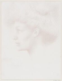 Head of a woman thumbnail 1