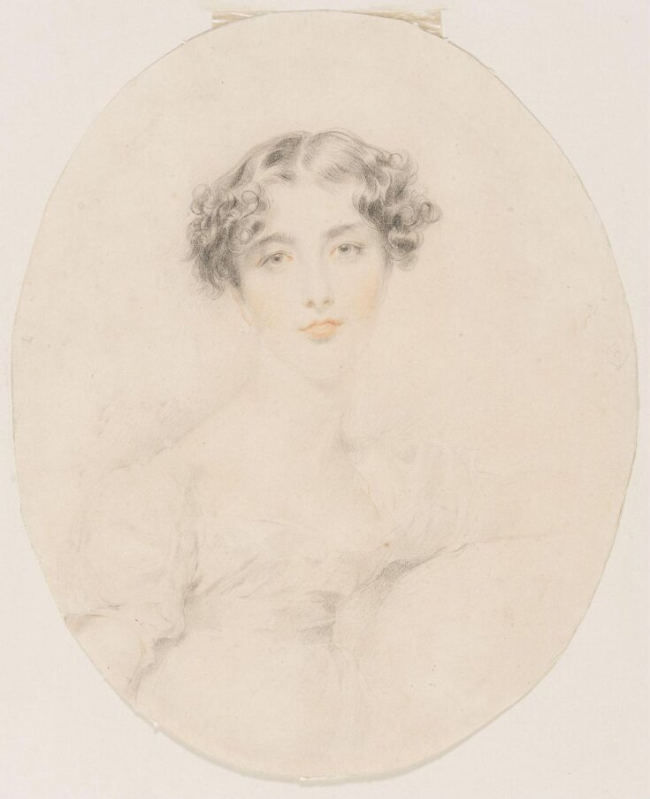 Portrait, probably of Lady Susan North  top image