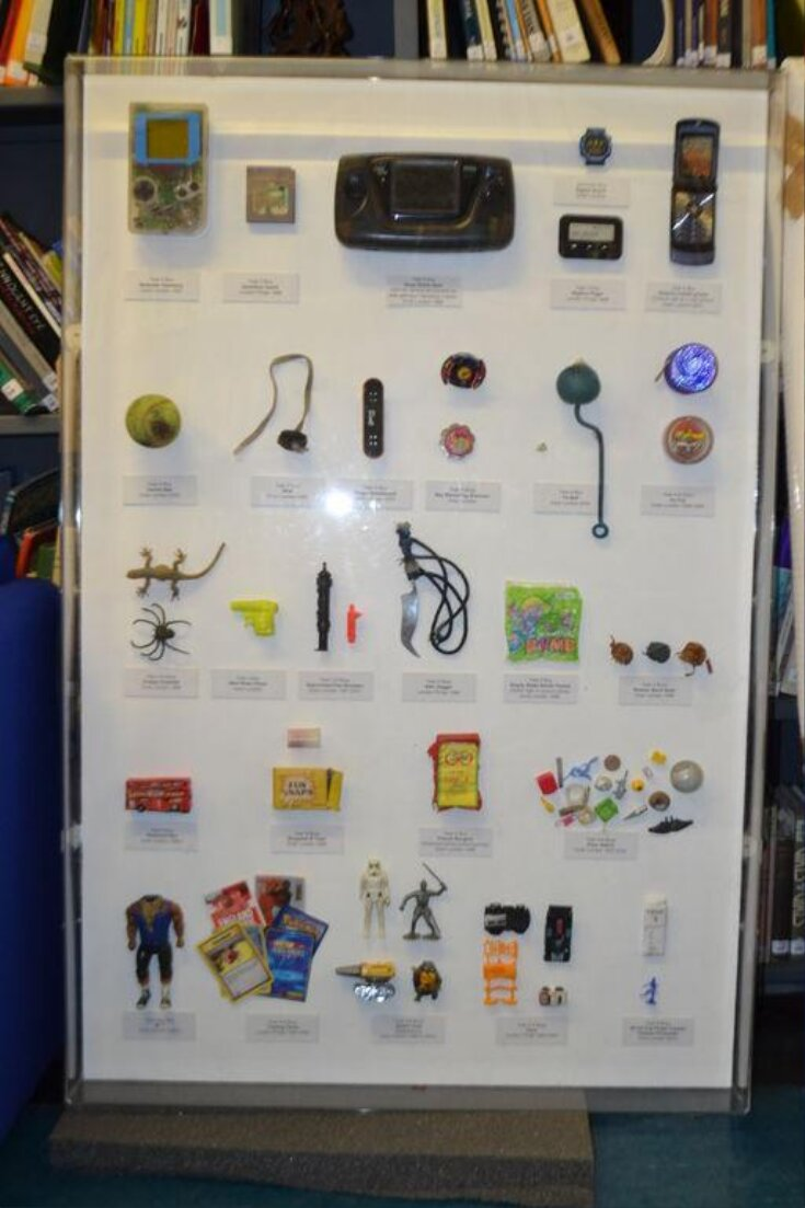 Confiscation Cabinets - Boys' Primary School top image