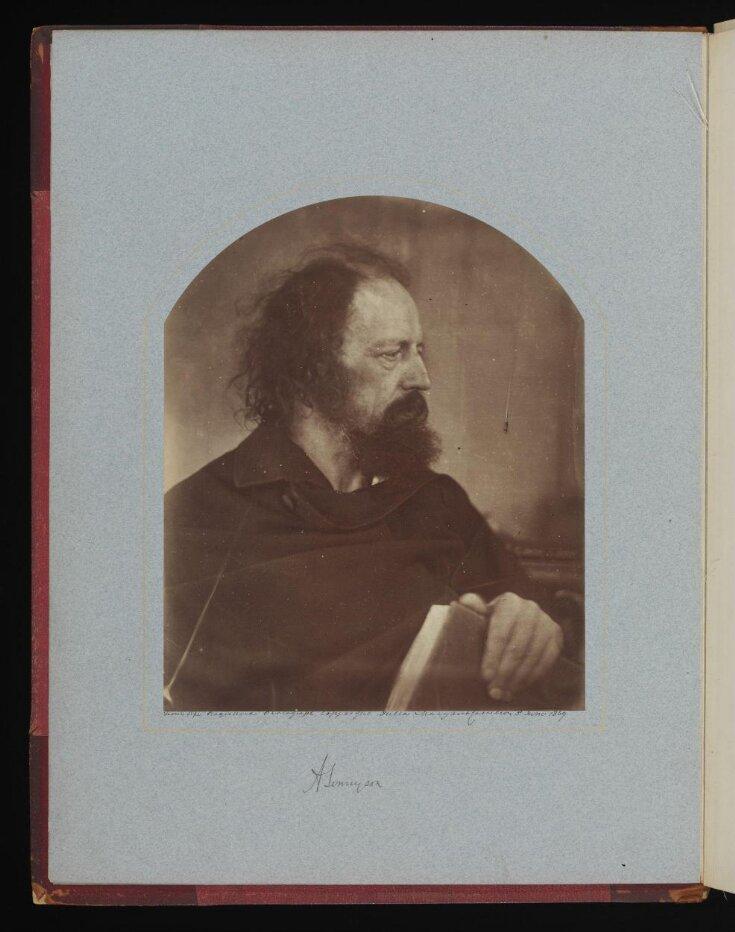 Alfred Tennyson top image