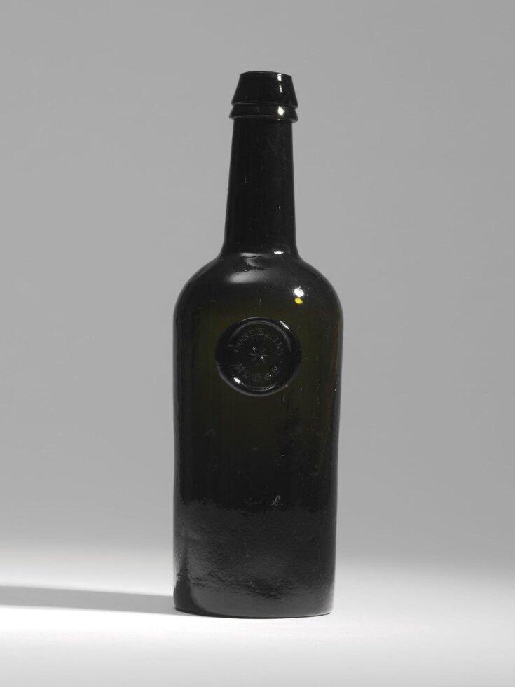 Wine Bottle top image