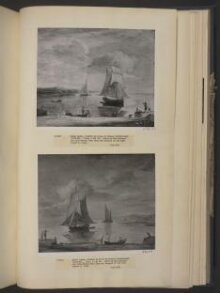 Coastal Scene with Sailing and Rowing Boats and Figures on Shore thumbnail 1