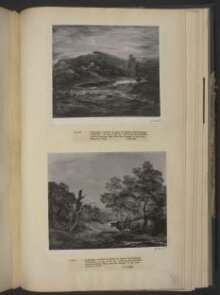 Wooded Landscape with a Herdsman and Two Cows thumbnail 1