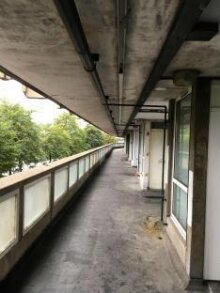 Robin Hood Gardens, Poplar, London, by Alison and Peter Smithson thumbnail 1