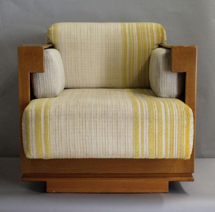 Armchair top image