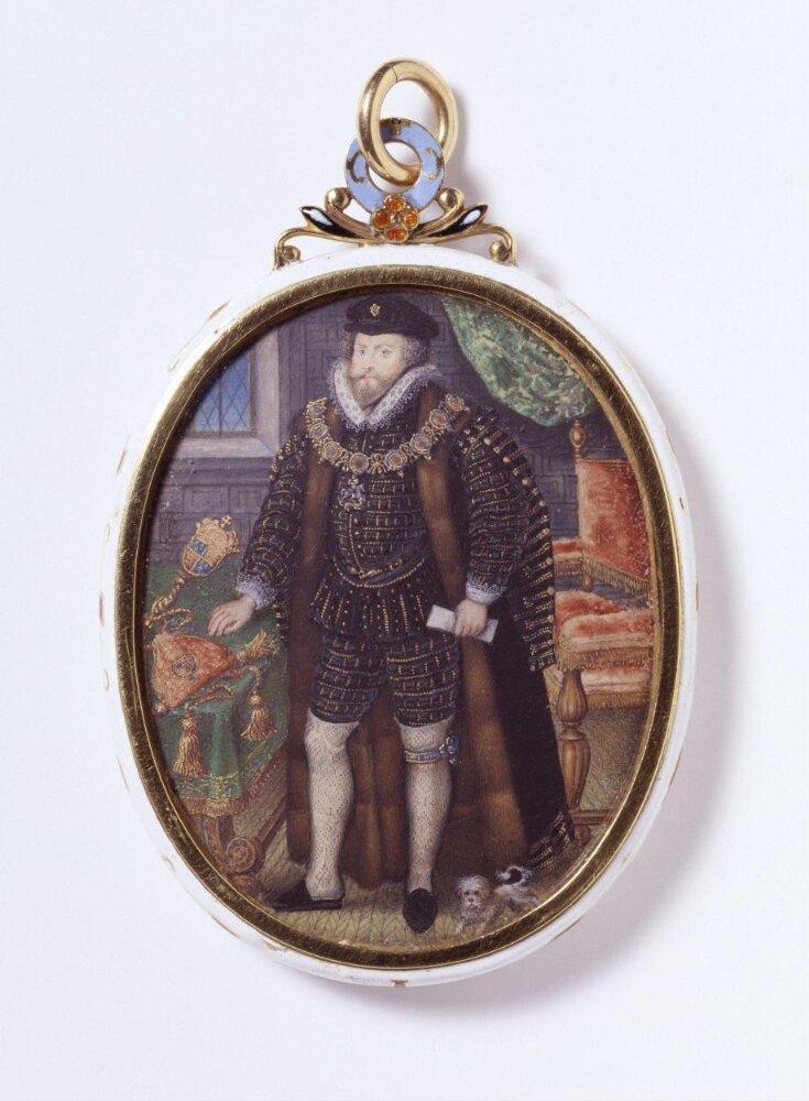 Sir Christopher Hatton top image